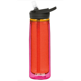 CamelBak Eddy+ Drink Bottle 600ml orange/transparent